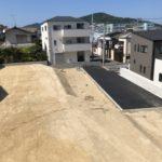 分譲地販売中!福岡市西区の横浜分譲地 現地写真を追加!